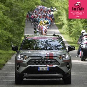 Drive Experience Giro d'Italia con Bike Division
