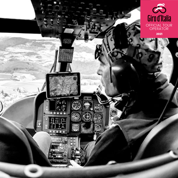 Fly Experience Giro d'Italia con Bike Division